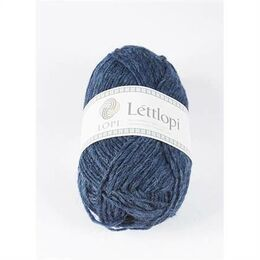 Lapis blue heather