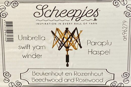 Scheejes Umbrella Beech and Rosewood vyyhdinpuut